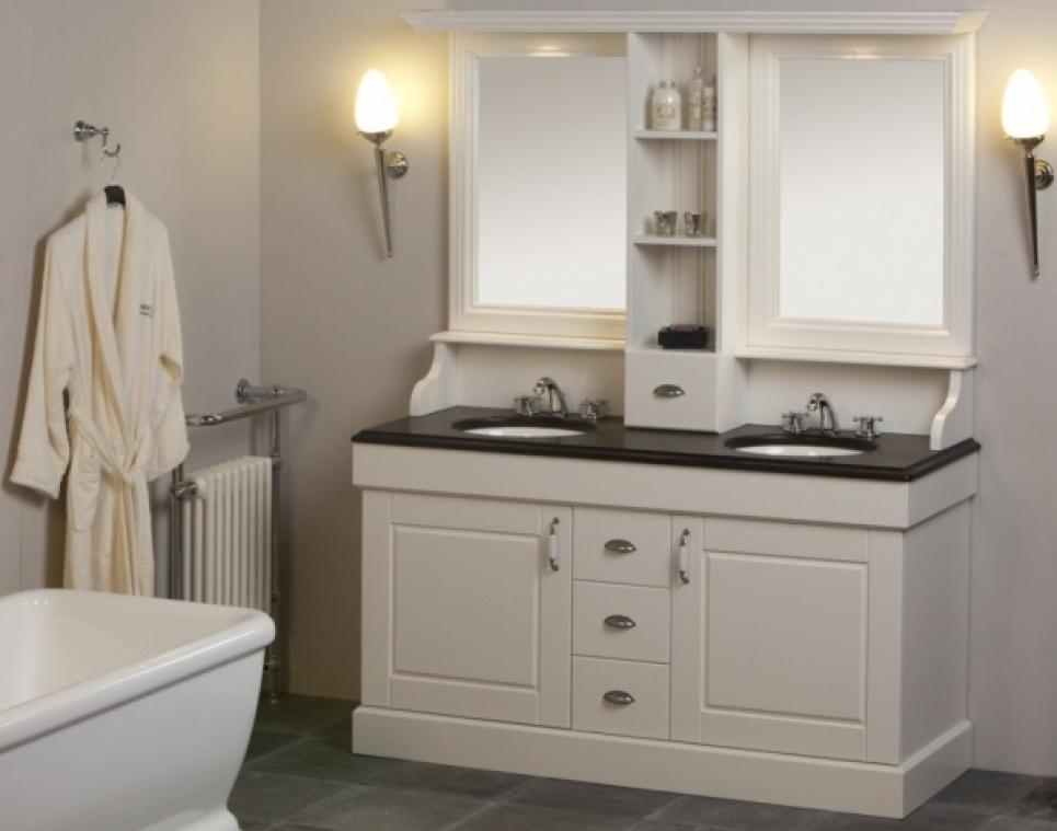 - Landelijke badkamer meubels ...