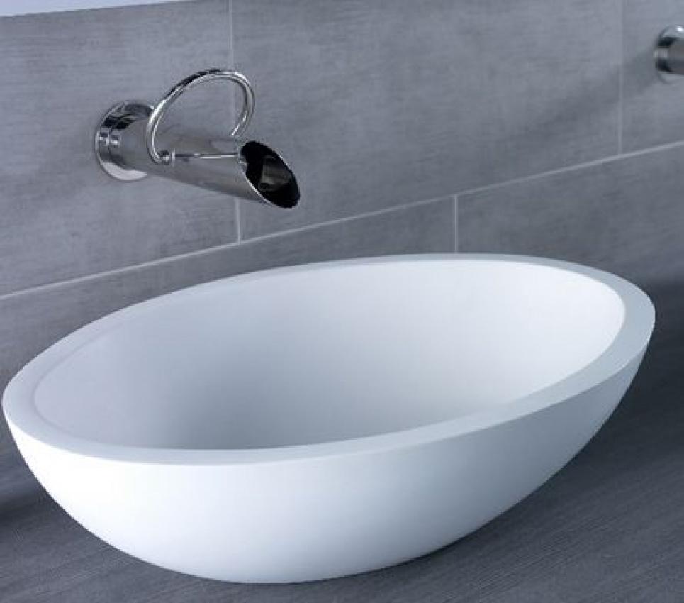 Fontein wc rond natuursteen beste inspiratie voor huis ontwerp - Huis wastafel ...