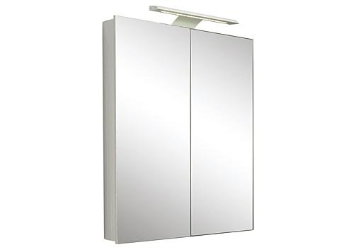 Badkamer Spiegelkast Met Verlichting : Sanistar spiegelkastsk