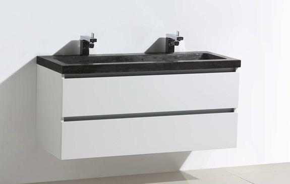 - HB Design badmeubel greeploos X260 120cm