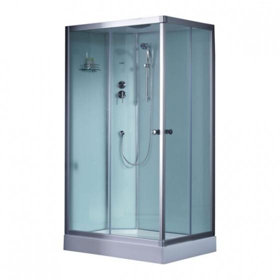 Eago douche 1000 4ih wit 100x80 links hornbad zoeterwoude rijndijk - Italiaanse gesloten douche ...