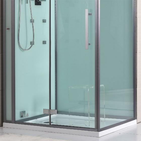Gesloten douchecabine 120x90 douchecabine 2017 - Italiaanse gesloten douche ...
