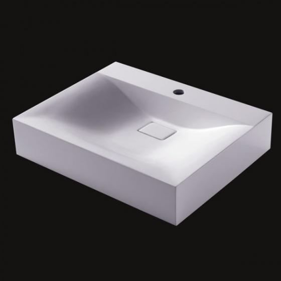 Eago wastafel bh086 3e 60cm - Toilet wastafel ...