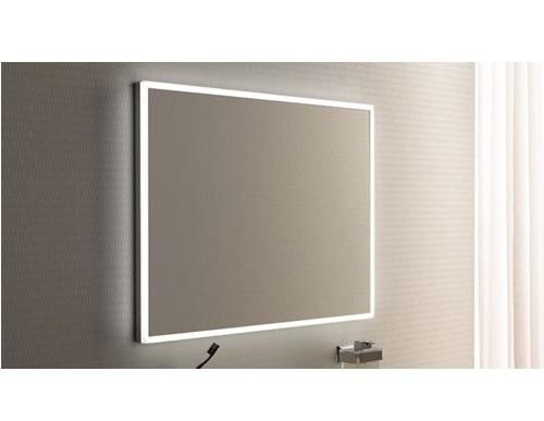 Badkamerspiegel nodig? Edge spiegel met LED verlichting 100 ...