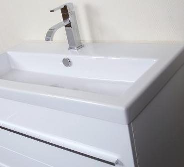 Badkamermeubel ondiep tm 40cm diep in mat of hoogglans