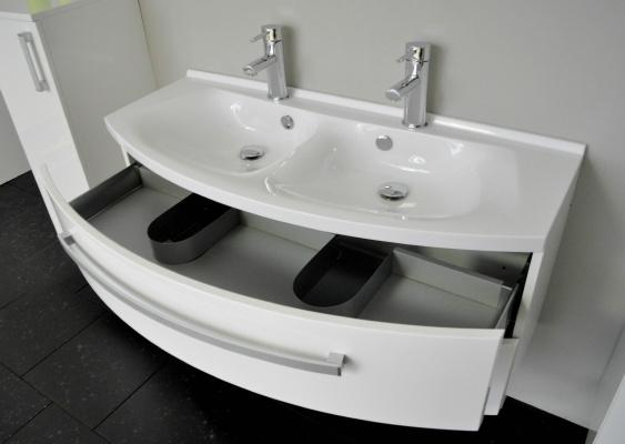 Sanicare carolina 120 badkamermeubel - Badkamer meubel model ...