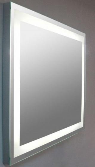 Sanistar Quadrato spiegel met verlichting 120cm  Hornbad Zoeterwoude ...