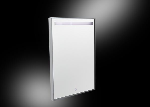 spiegel met led verlichting 60cm hornbad zoeterwoude. Black Bedroom Furniture Sets. Home Design Ideas