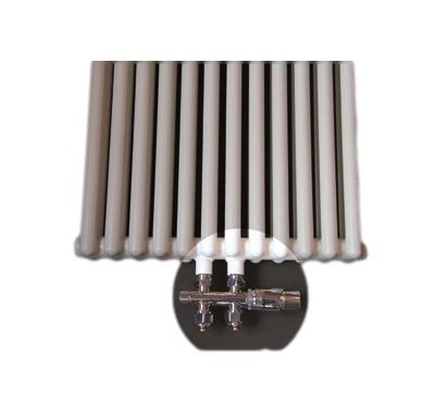 Onderblok radiator afstellen