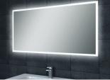Quatro-Led condensvrije spiegel 100x60