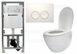 Sanistar Sall toiletset matchroom