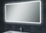 Quatro-Led condensvrije spiegel 70x50