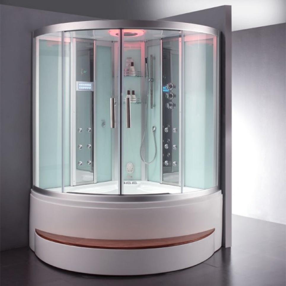 Leisteen Badkamertegels ~ Ligbaden,vrijstaande baden, massieve design baden, whirlpool baden