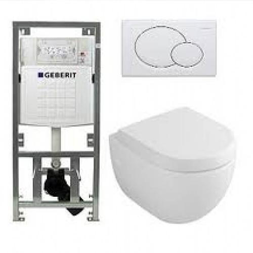 Complete toilet sets