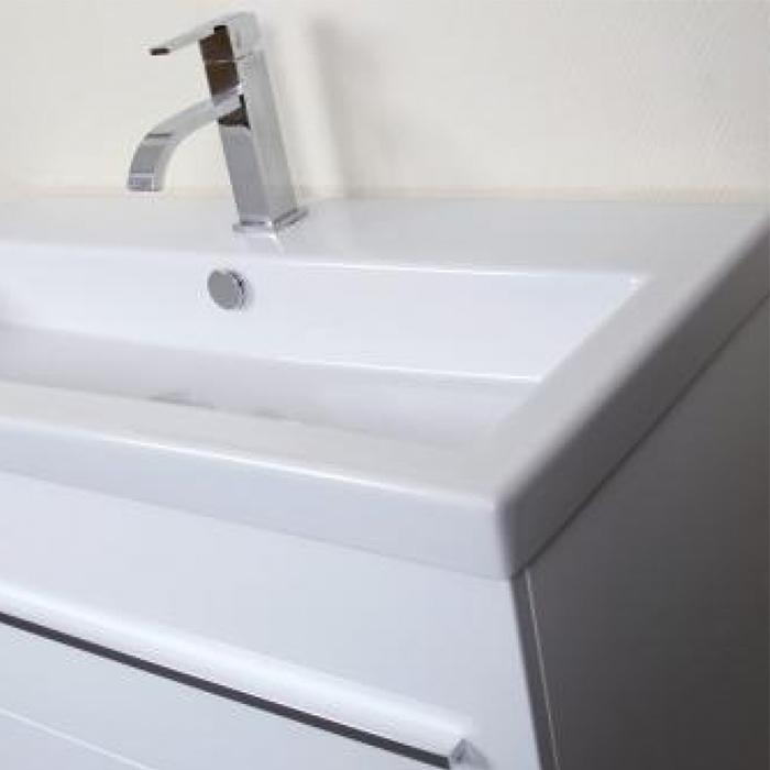 Ondiepe badkamermeubels