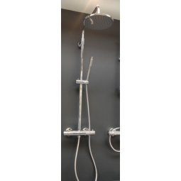 Brauer Stuttgart showerpipe 20cm