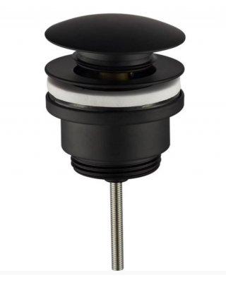 Wiesbaden luxe clickwaste 5/4 laag model mat zwart
