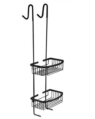 HB design Ophangrek RVS-Mat-Zwart