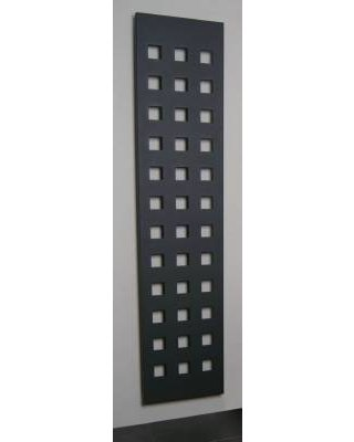 HB Design Square design radiator 1800x400 antraciet