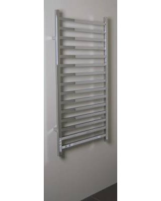 HB Design radiator Qubic 1264x600 chroom & wit & antraciet