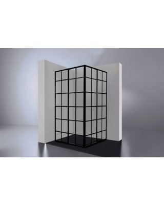 Black Edition douchecabine 90x90
