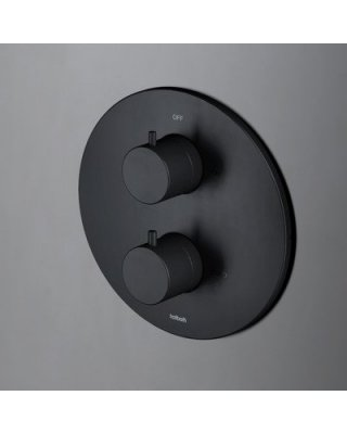 Cobber CB009 mat zwart