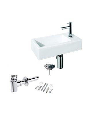 Sanistar fonteinset S100-130 rechts 360 x 180 x 90
