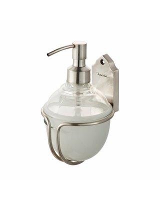 Haceka Vintage zeepdispenser zilver