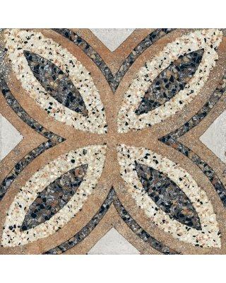 Terrazzo tegels Casale Firenze cotto 25x25