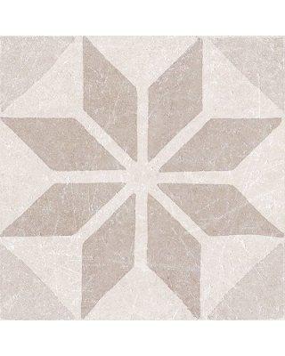 Materia Decor Star Ivory 20x20