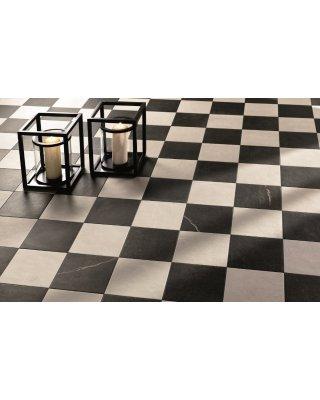 Maku 20x20 Dark en Light dambord vloer