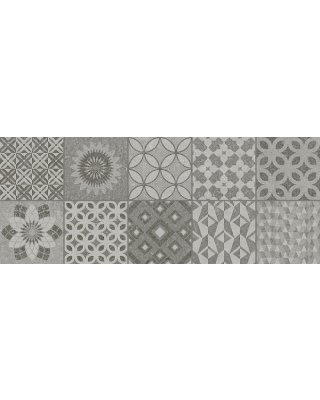 Metropoli Grey decor Isole 20x50