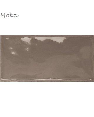 Wandtegel Century Moka 7,5x15 cm