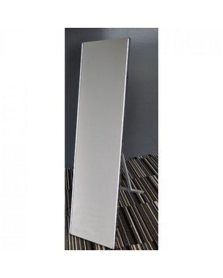 Passpiegel Wiesbaden Duo 160x42cm Geintegreerde LED Verlichting Lichtschakelaar met Wegklapbare Vloersteun