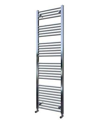Badkamer radiator Lica  chroom 60x180 Sanistar