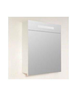 Sanistar spiegelkast 2.0 60cm hoogglans wit rechts