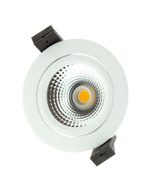Badkamer inbouw spots LED 5WATT DIMBAAR -Wit