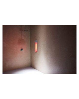 Sunshower Pure infrarood inbouwapparaat 19.9x61.9x10cm half body 1250watt