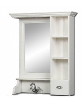 Royal Oak Classic 90 klassieke spiegel met schappen