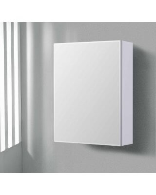 Spiegelkasten, spiegel met verlichting, spiegelverwarming en ...