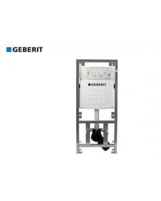 Burda zelfdragend inbouwreservoir met dual flush spoeling en frontbediening frame