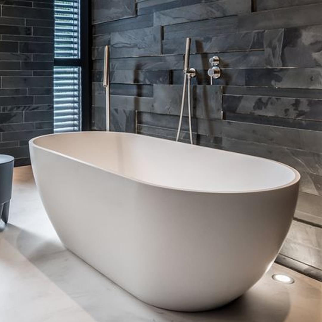 vrijstaand bad hornbad